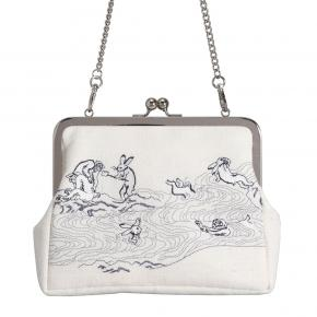 Afbeelding Choju giga pouch white