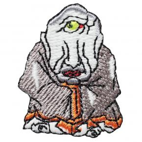 Afbeelding Patch One-eyed Monk